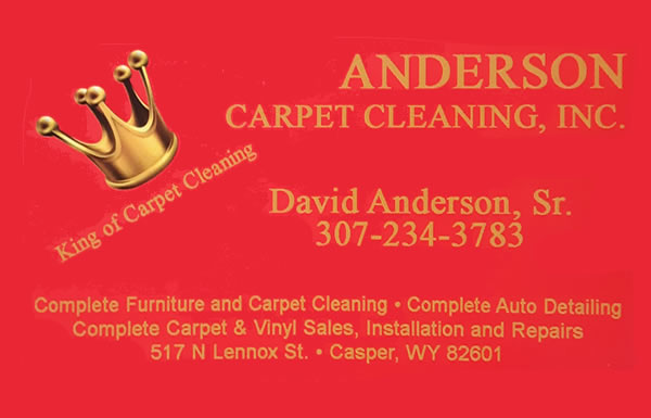 Anderson Carpet Cleaning